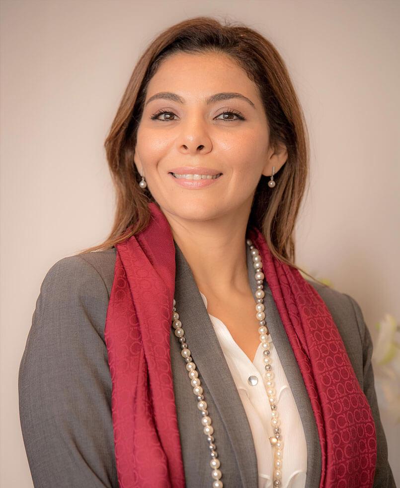 Aicha Lebsir Bennani - Directrice Générale de la Fondation Ennajah