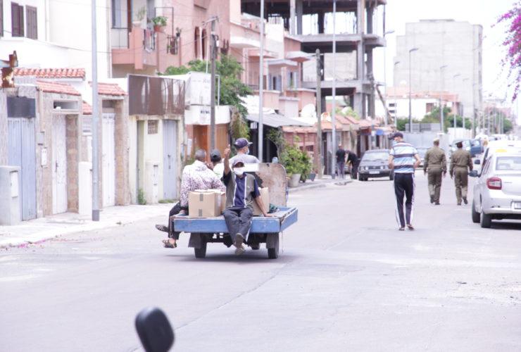 La fracture sociale au Maroc