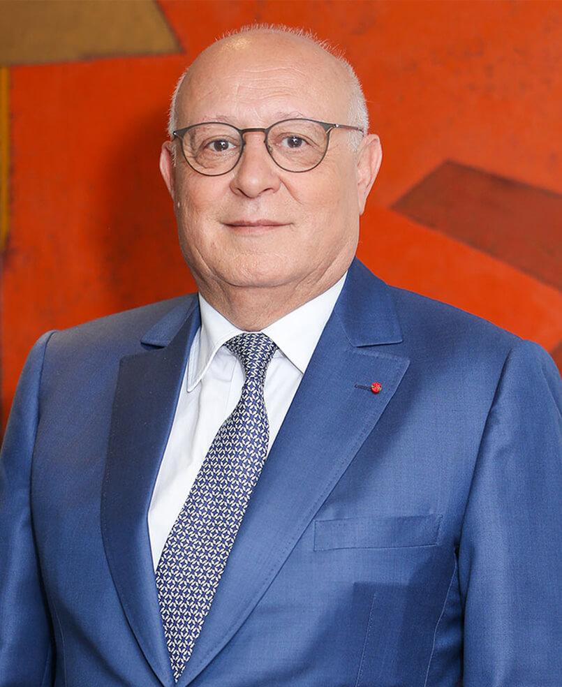 Said Alj - Président de la Fondation Ennajah