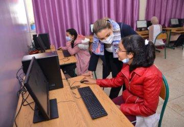 Photo lutte contre l'abandon scolaire à Settat 1
