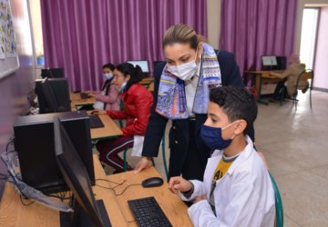Photo lutte contre l'abandon scolaire à Settat 2