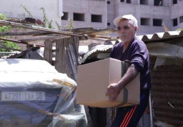 Photo action menée par la Fondation Ennajah