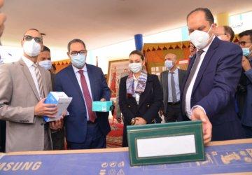 Photo action humanitaire à Settat 1