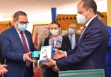 Photo action humanitaire à Settat 2