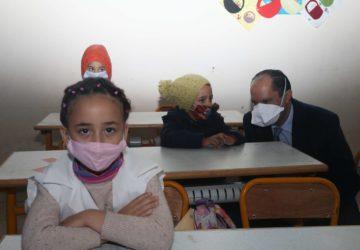 Photo enfance défavorisée au Maroc