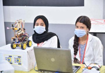 Photo opération équipement multimédia à l'école 1
