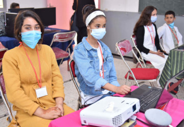 Photo action de la fondation pour les enfants du Maroc 1