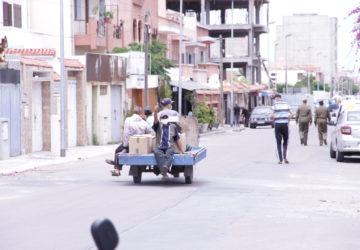 Photo la Covid à Sidi Moumen