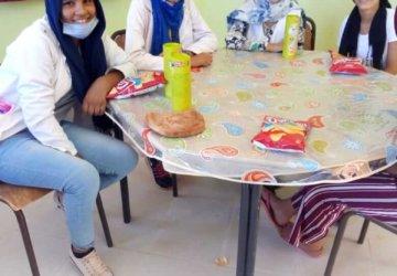Photo soutien aux élèves défavorisés